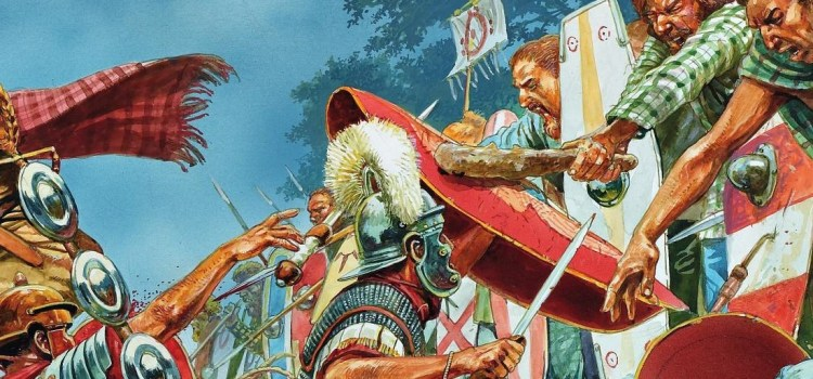 Roma e i germani