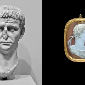 Claudio e Agrippina