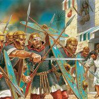 Gli ausiliari nell'esercito romano
