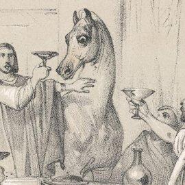 Incitato, il cavallo di Caligola