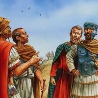 Quando Scipione e Annibale si incontrarono prima di Zama