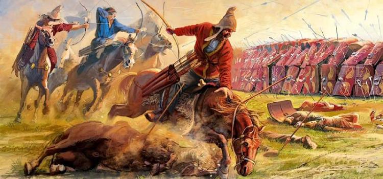 La vendetta romana di Carre al Monte Gindaro