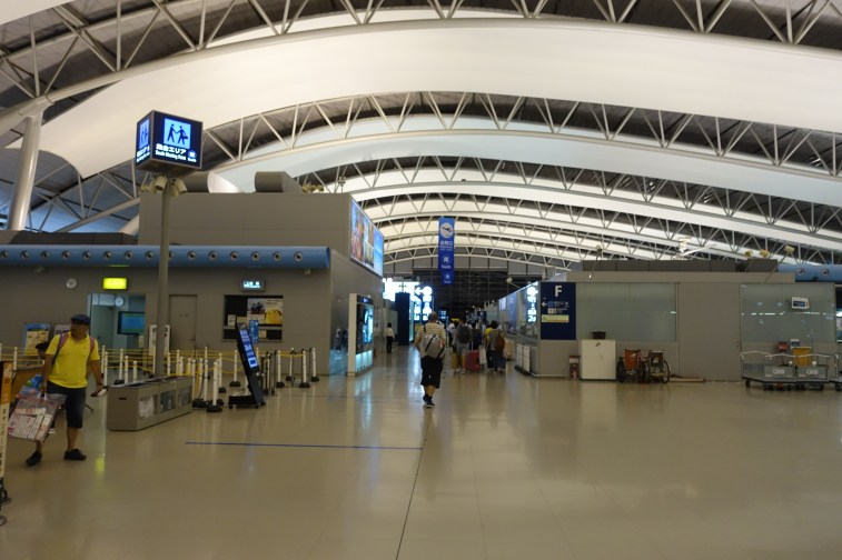 Kansai Internation Airport