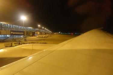 Wing of Jetstar 787-8