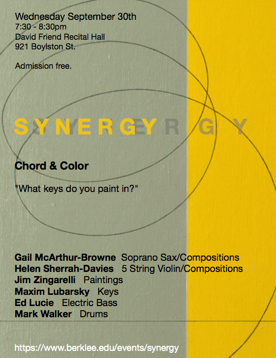 Synergy: Color and Chord announcement