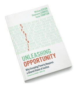 Unleashing opportunity
