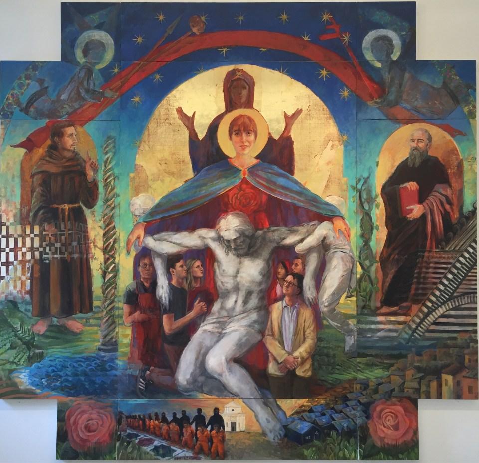 orvieto-mural
