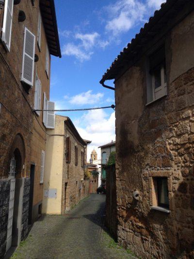 orvieto streets