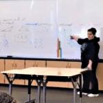 Teacher finds formula for math success