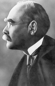 Rudyard Kipling by E.O. Hoppé (1912) from Wikipedia
