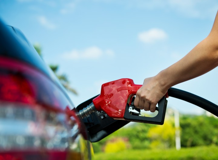 save on petrol with Plus!