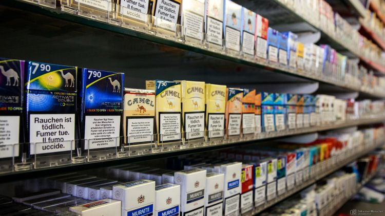 Hasil gambar untuk The blazing success of Swiss cigarettes in Africa