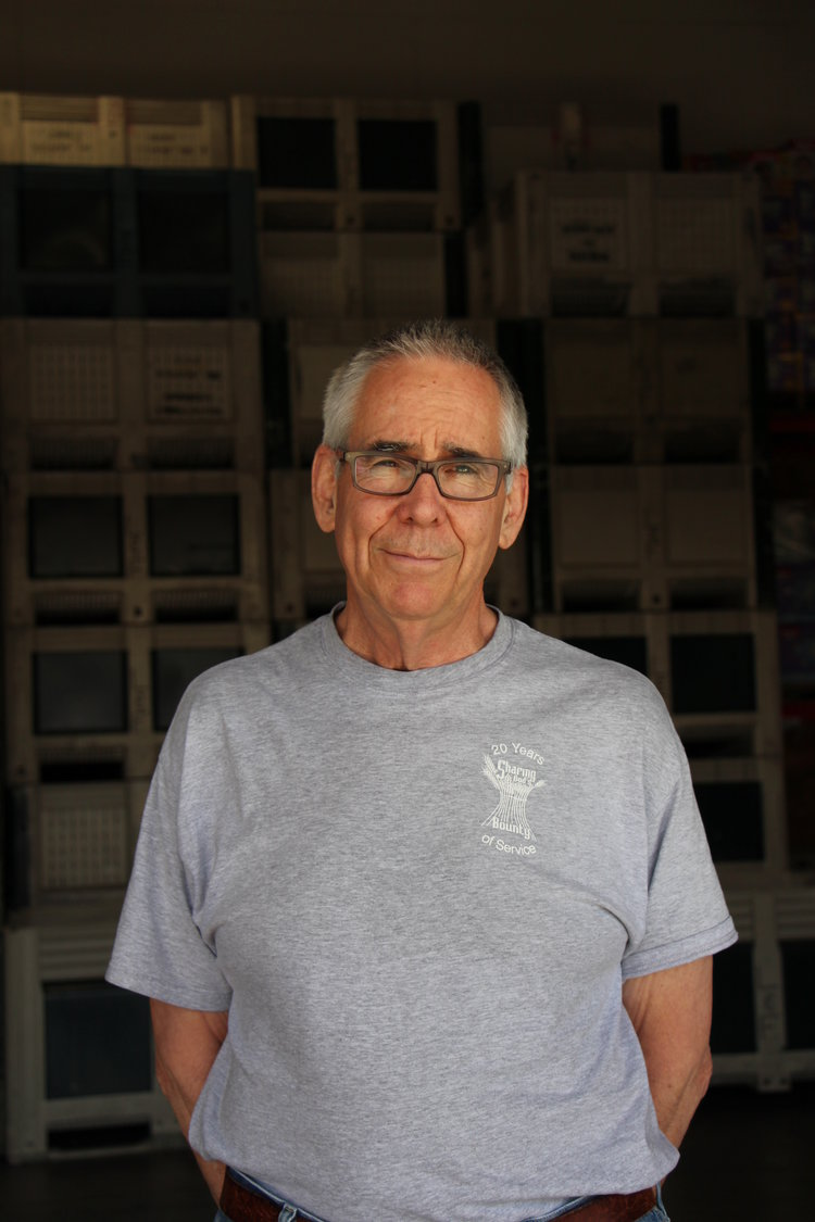 Jerry Ryle, Dining Room and Jail Visitation Volunteer