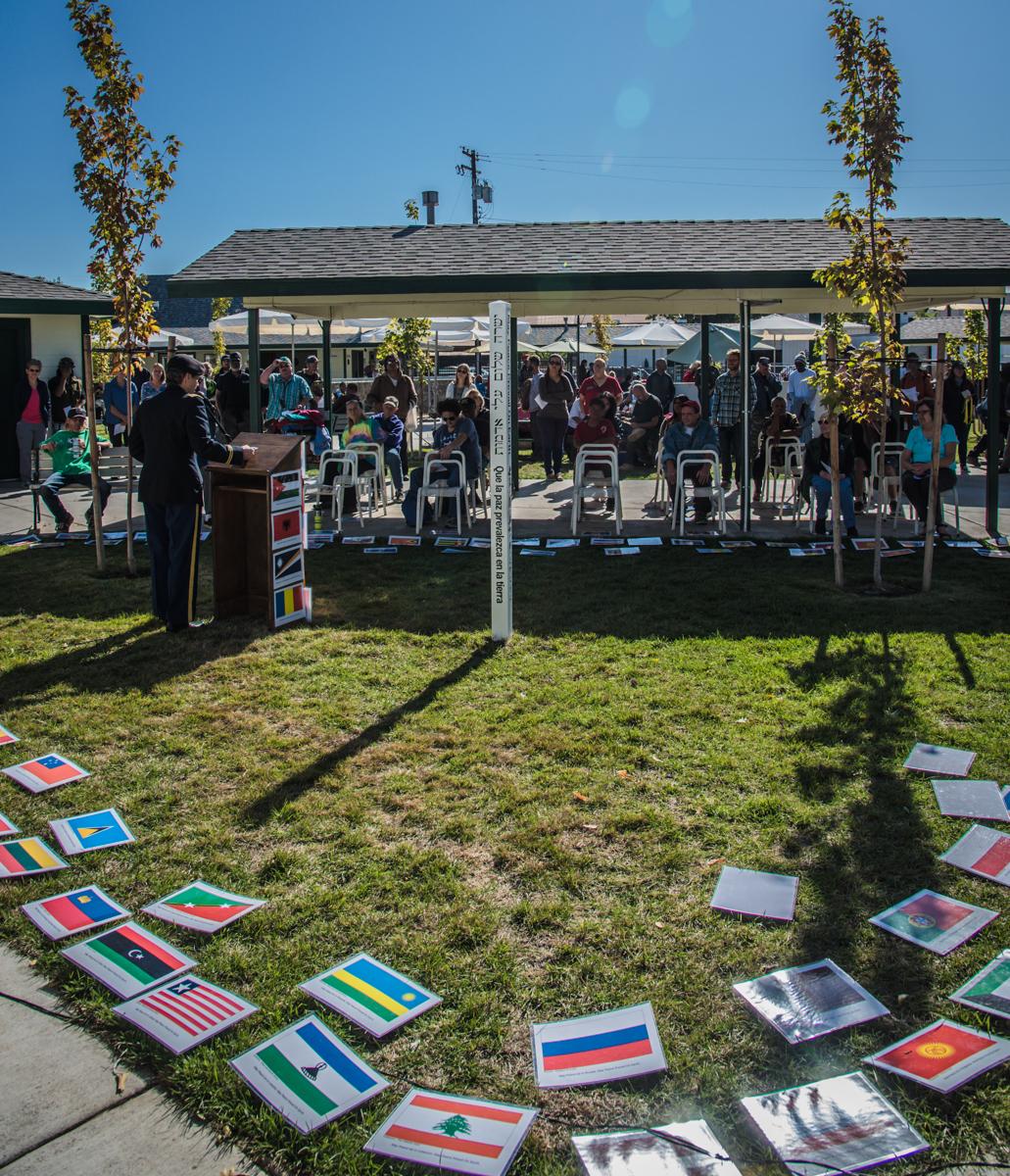 Friendship Park's Peace Day Celebration