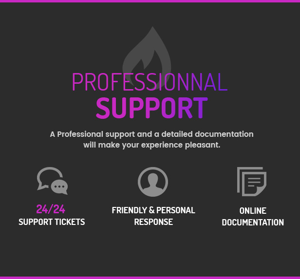 StarStories Theme - Professionnal Support