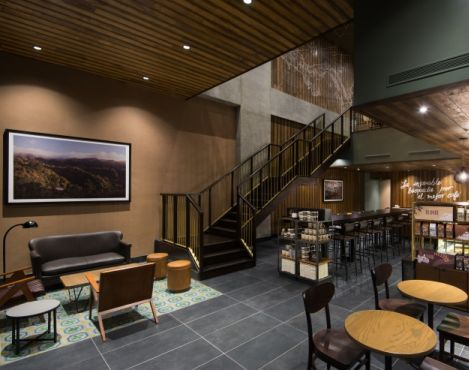 Starbucks Enters its 15th Market in Latin America with New Flagship Store in Panama