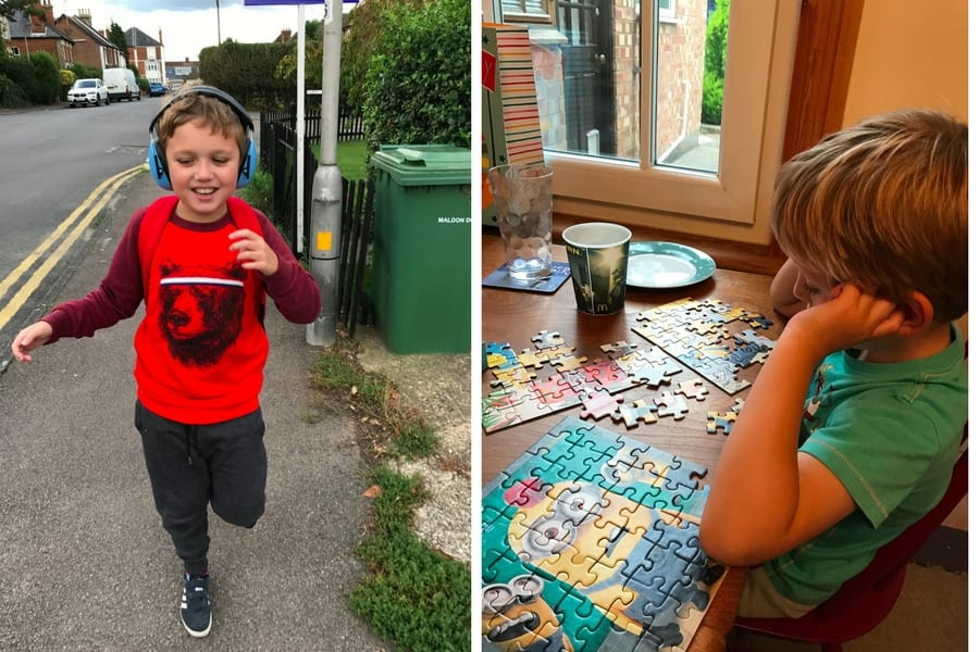 In our house autism is…