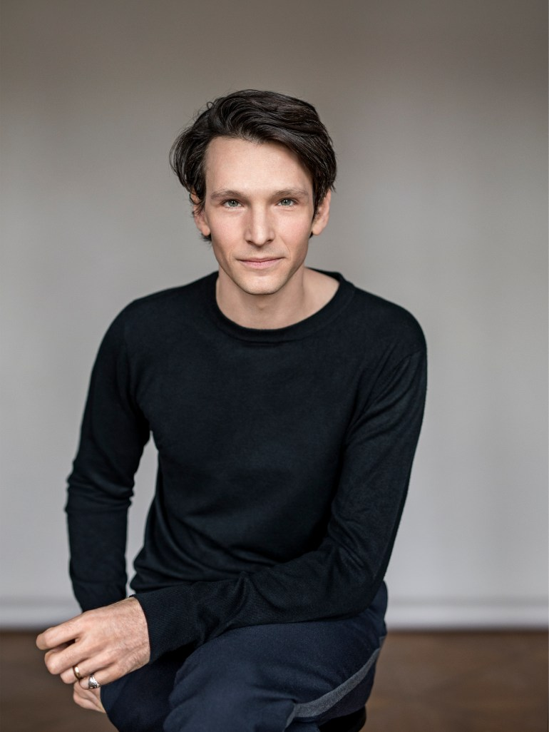 Schauspieler Sabin Tambrea