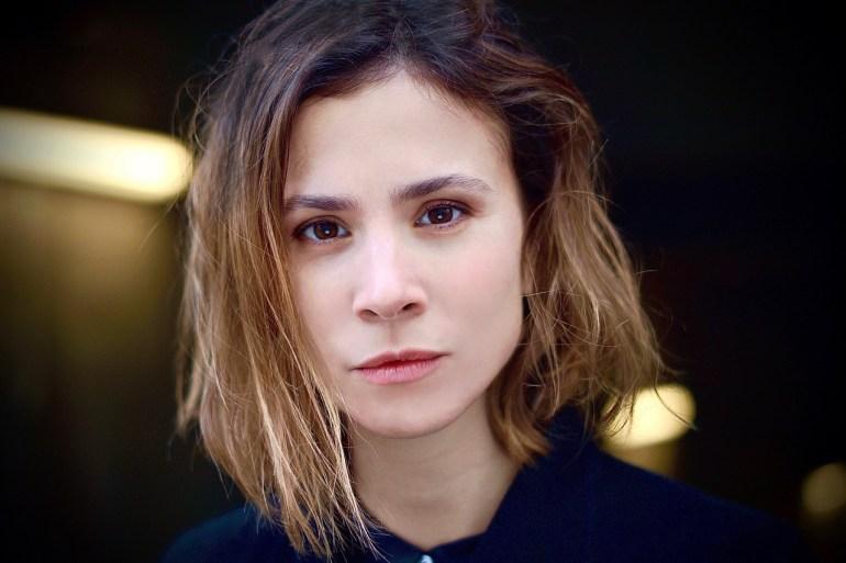 Schauspielerin Aylin Tezel