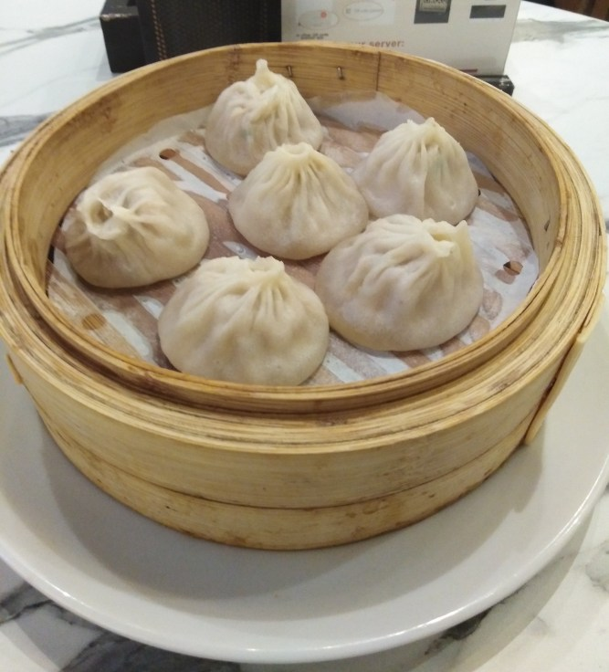 Signature Xiao Long Bao by Modern Shanghai