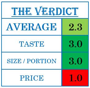 Verdict 3-3-1