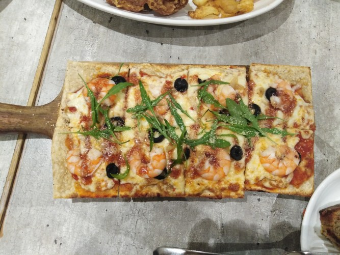 Pizza Sicilia by Spatzle