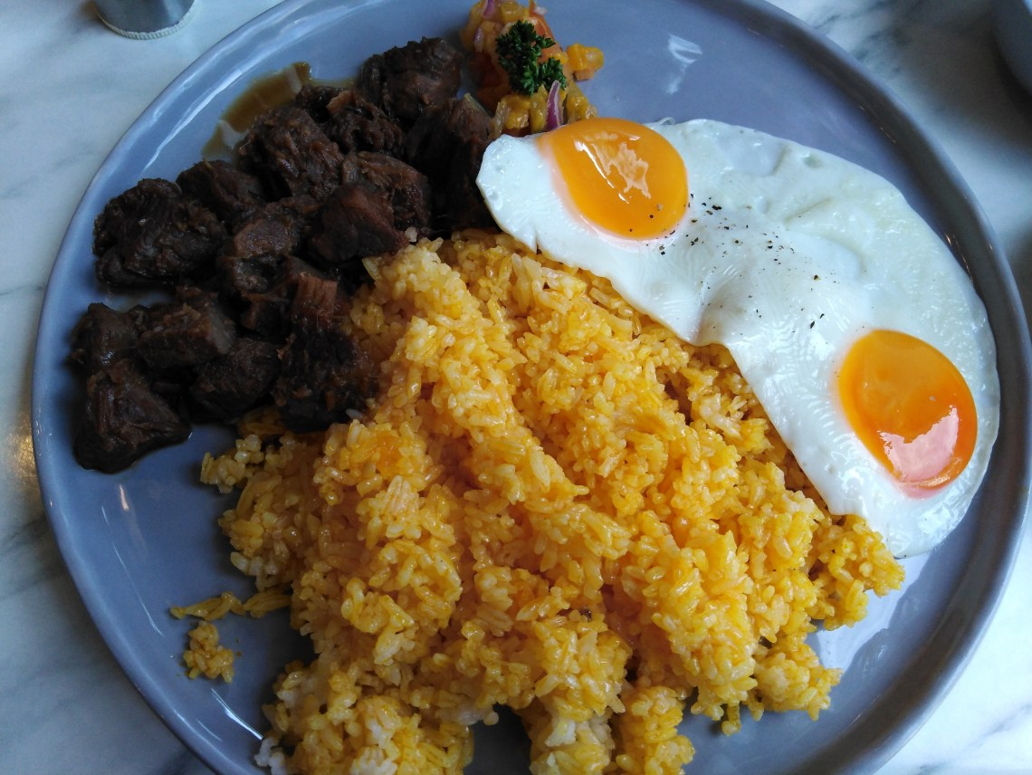 Kitayama Beef Tapsilog by The Sunny Side Cafe