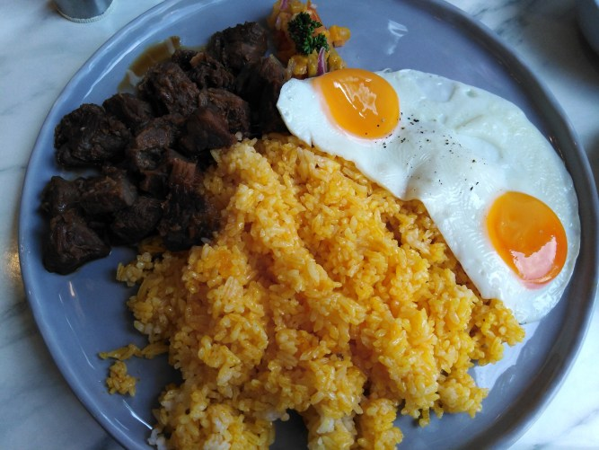 Kitayama Beef Tapsilog by The Sunny Side Cafe