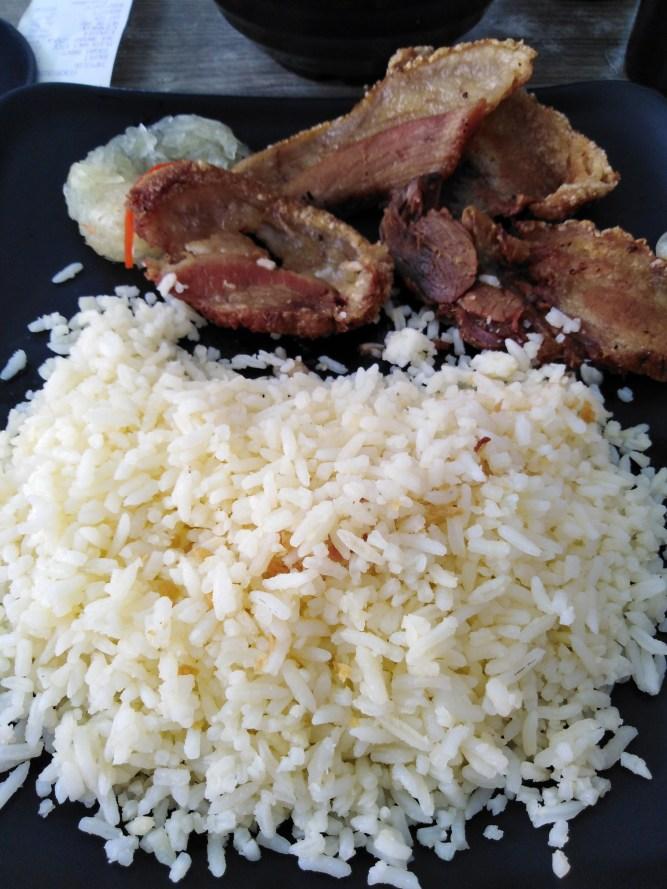 Ilocos Bagnet Rice