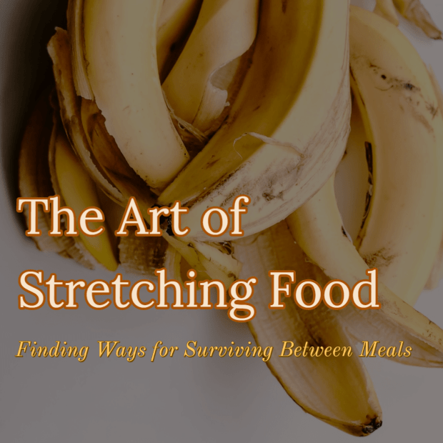 The Art of Stretching Food: Finding Ways for Surviving Between Meals