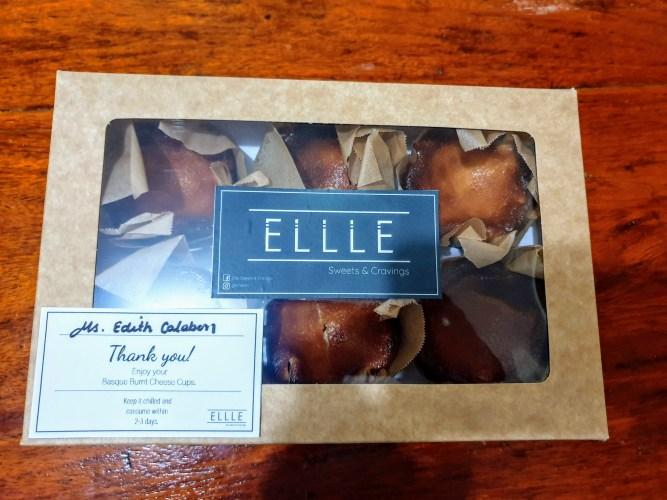 Ellle Sweets & Cravings Packaging