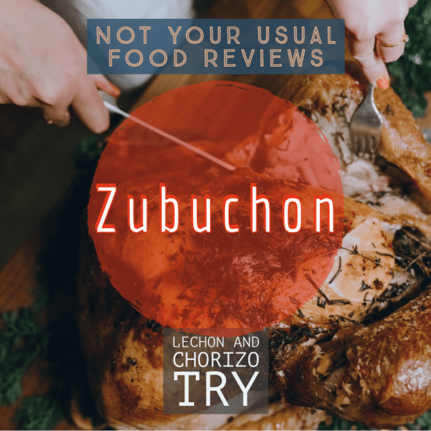 Not Your Usual Food Reviews: Zubuchon