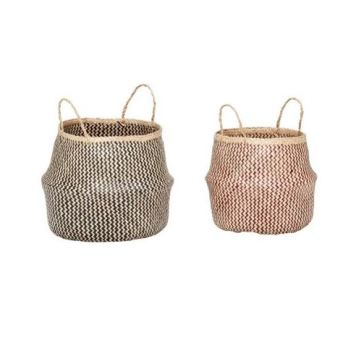 Baskets Seagrass | Hubsch (Sale has ended)