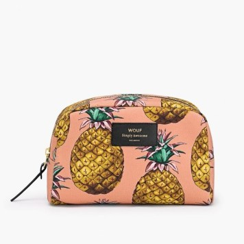 Make Up Bag | Pineapple