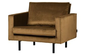 Rodeo Velvet Armchair