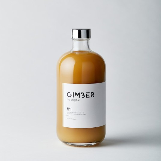 Alcohol Free Ginger Drink Gimber 500 ml
