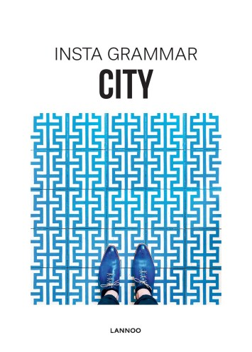 Book Cover Insta Grammar City