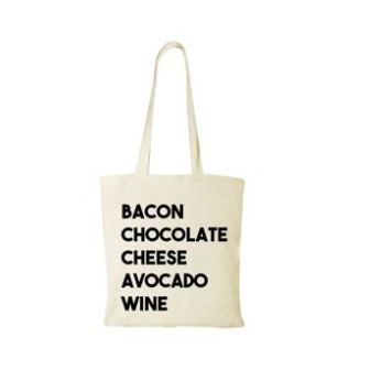 Tote Bag | Bacon