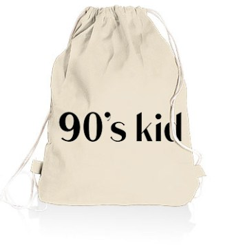 Gym Bag | 90's Kid
