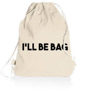 Gym Bag | I'll be Bag