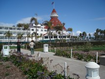 Haunted Hotel San Diego California
