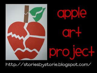 Apple Art & Giveaway Reminder