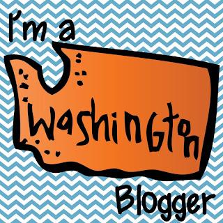 I'm a Washington Blogger & St. Patrick's Day Freebie