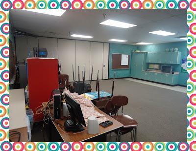 Classroom Pics – Under Construction