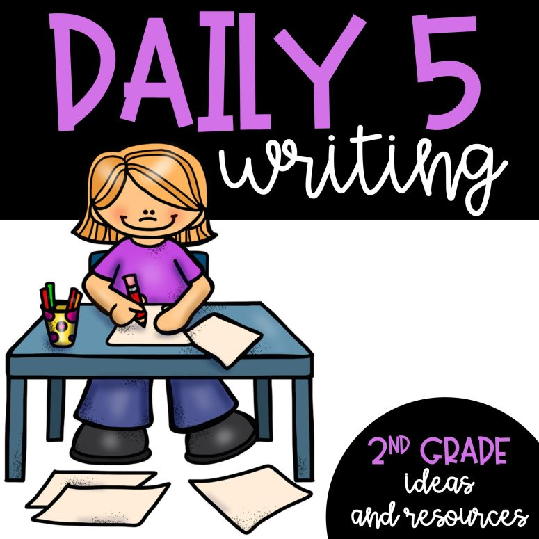 Daily 5 – Work on Writing