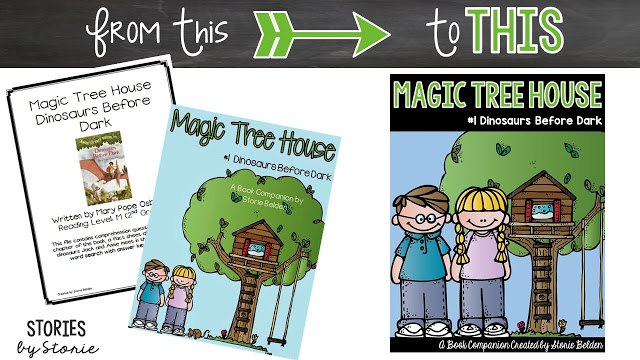 Magic Tree House Makeover Madness