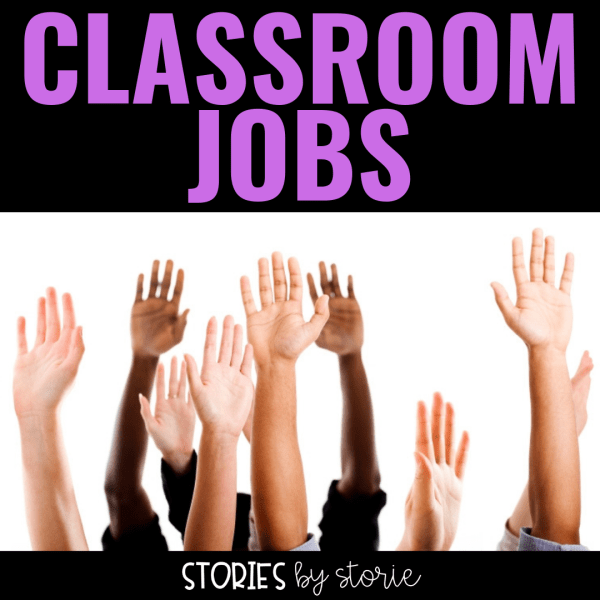 In order for the classroom to run smoothly, it is important to let the students lend a helping hand. Not only does this help students develop responsibility, but they take more pride and ownership when they have a job to do. Here is how I use classroom jobs for students in my classroom.