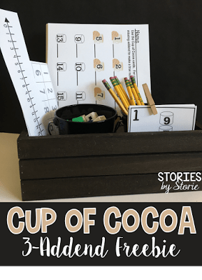 Cup of Cocoa (Math Freebie)