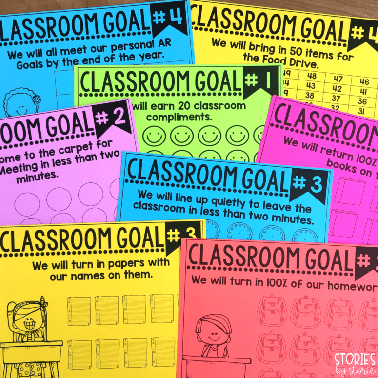 Setting Classroom Goals, Part 2