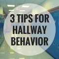 Transitions do not always come easy for students. However, getting from point A to point B doesn't have to be a nightmare. Here are three quick tips to help improve hallway behavior.